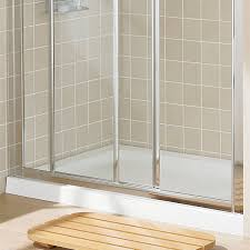 lakes classic framed slider shower door 1200mm lk12s120 05