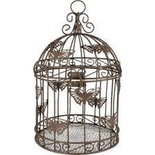 decor bird cages birds of prey