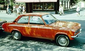 1975 opel manta opel ascona brief about model