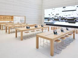 Luxury Power Outlets Apple U0027s New Store Uses Motion Sensing To Reveal Hidden Features