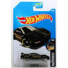 Acura Nsx Black Wheels 90 Acura Nsx Black 11street Malaysia Action Figures