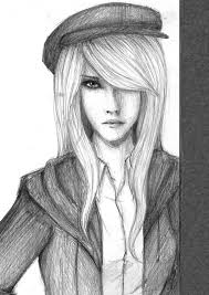 Emo Hairstyles Drawings by Emo By Haru890 On Deviantart