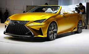 lexus coupe drop top lexus lf c2 concept a preview of the rc convertible u2013 news u2013 car