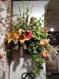 arcadia floral and home decor wall floral arrangement ideas via arcadia floral home decor