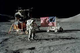 an outstanding crewmate gene cernan last on the moon