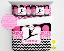 Ballet Comforter Set Dance Bedding Etsy