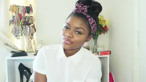 best wayto have a weave sown in for short hair how i put my sew in weave into a high ponytail bun youtube