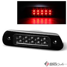 2001 jeep grand cherokee brake light 1999 2004 grand cherokee black housing full led 3rd brake light