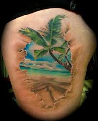 palm tree tattoos tree tattoos tattooimages biz