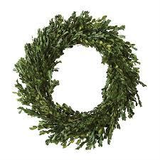 boxwood wreath preserved boxwood wreath mud pie