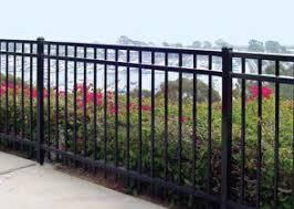 ornamental aluminum fencing calgary home rail ltd