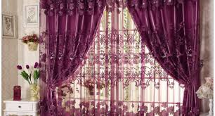 Purple Curtains For Nursery Curtains Purple And Pink Curtains Deservingness Sheer Curtains