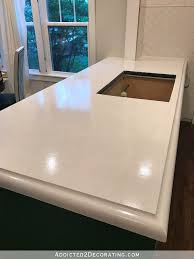 light colored concrete countertops my finished refinished concrete countertops top coated with polyurea