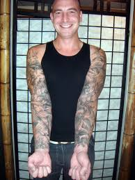 And Demons Sleeve Tattoos And Demons Tattoos Sleeve Cool Tattoos Bonbaden