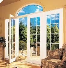 Patio Doors With Windows That Open Patio Door Windows Classic Windows Roofing