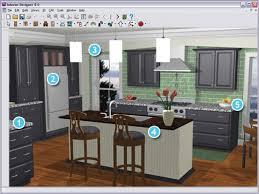 special best free 3d kitchen design software design ideas