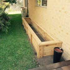 Raised Garden Bed With Bench Seating Raised Garden Beds Planters On Wheels U0026 Sub Irrigation Wicking