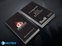 portfolio home realty sectrix graphic design services it