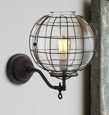 Industrial Wall Sconce Lighting Ironside Sconce Rejuvenation