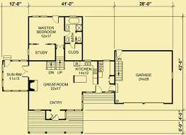 split level house plans small 3 bedroom country cottage