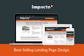 impacto is a best selling responsive