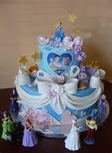 cinderella birthday cake ideas 1190