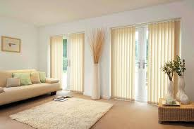 sliding glass door curtain cool elegant window treatments ideas