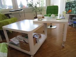 double multi position tingby coffee table ikea hackers ikea