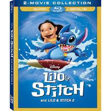 disney lilo u0026 stitch 2 movie collection repackage 2017 blu ray