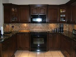 Backsplash Designs For Small Kitchen Beige Ceramic Backsplash Ideas For Small Kitchen Decor With