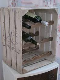 15 brilliant diy crafts you can make with wood crates diy wine