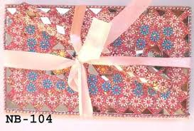 Notebook Cover Decoration Decorative Notebooks Manufacturer From Delhi