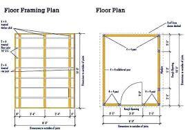 shed floor plans shed building plans boromir info