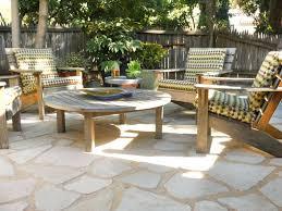 patio ideas concrete patio table sets colorful concrete