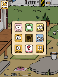 neko atsume my new cat game obsession nerd ily