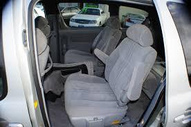 2002 Toyota Sienna Symphony Silver Used Mini Van Sale