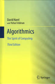 prof david harel books