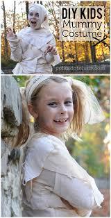 Mummy Halloween Costumes Girls Mummy Costume Kids