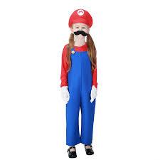Mario Luigi Halloween Costumes Buy Wholesale Mario Luigi Halloween Costume China