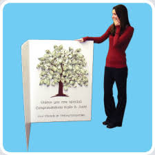 money tree card big and