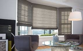 Wood Blinds For Windows - ideas for bay window treatments the shade store
