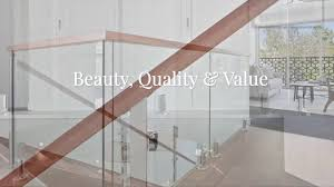 Stainless Steel Handrails Brisbane Quality Stainless Steel Balustrade Products Youtube