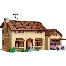 lego simpsons house floor plan