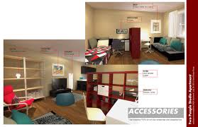 ikea studio apartment design home design ideas