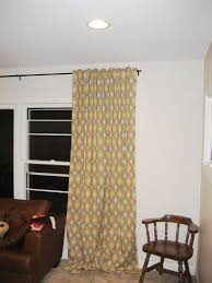 Curtains With Tabs Sewing Curtains With A Tab Top Fiscally Chic