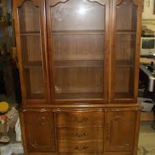 bassett black friday sale find more bassett french provincial maple china cabinet u0026 hutch