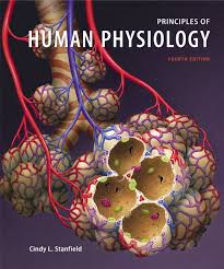 Human Anatomy And Physiology Books Stanfield Principles Of Human Physiology Books A La Carte Edition