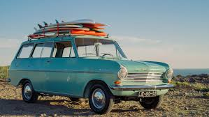 opel rekord station wagon opel kadett car a van