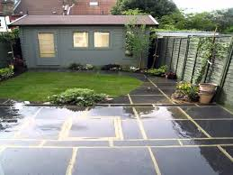 Garden Paving Ideas Pictures Small Space Garden Paving Ideas