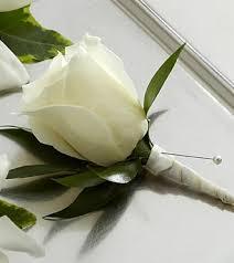 boutonniere flower white boutonniere fleurs magique flowers